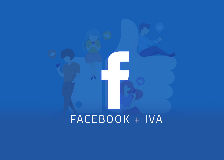 Facebook incluye el IVA a sus anuncios