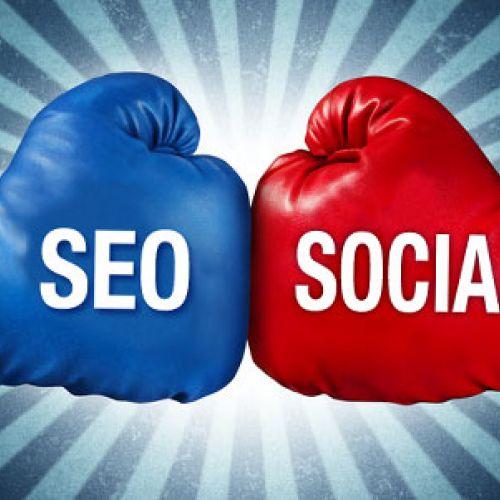 Empezamos con Social Media y terminamos el día con SEO, ¿por qué?