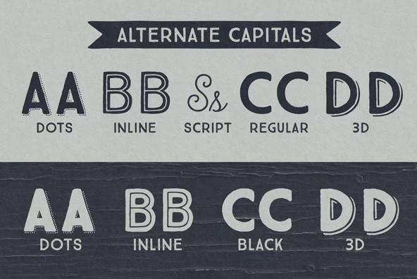 La fuente tipográfica y el color, el inicio gráfico de un sitio web.